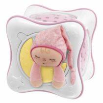 Veilleuse-1er-age-Cube-arc-en-ciel-Chicco-Rose