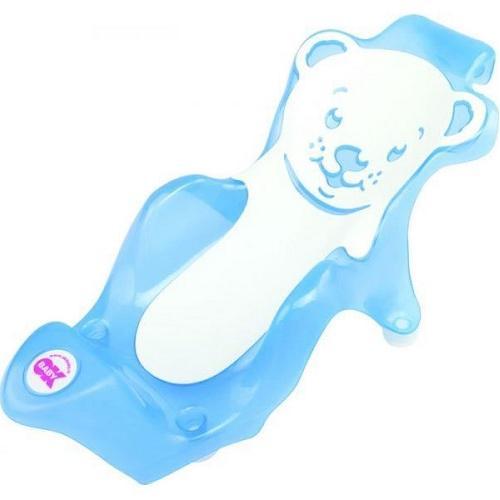 Siège de bain buddy bleu