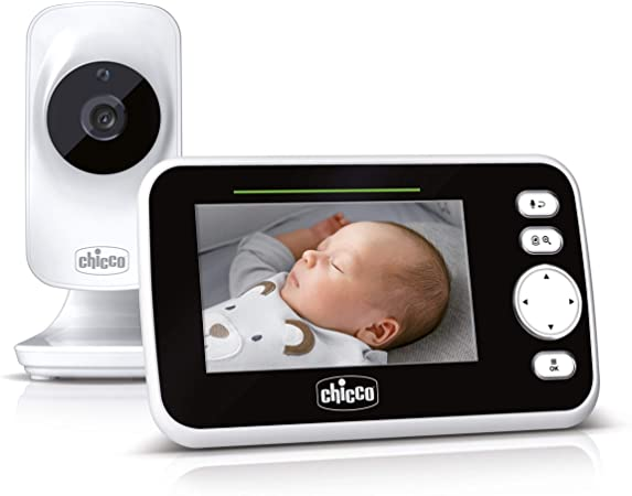 Audi baby + camera Chicco Deluxe