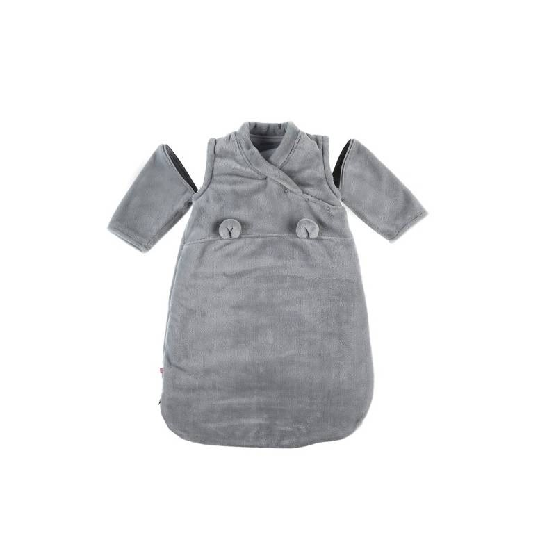 Gigoteuse Noukies 50 cm gris